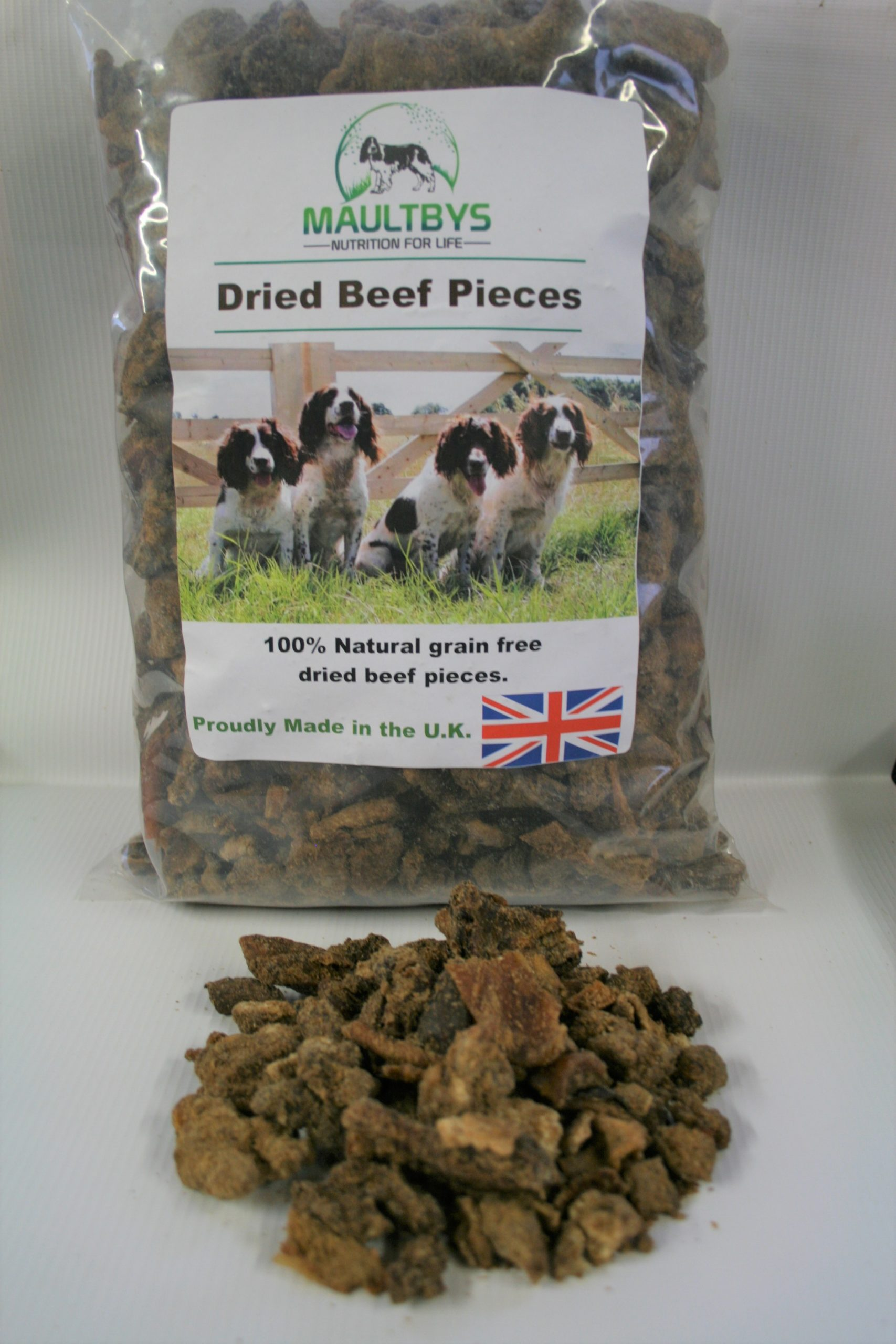Dried Beef Pieces